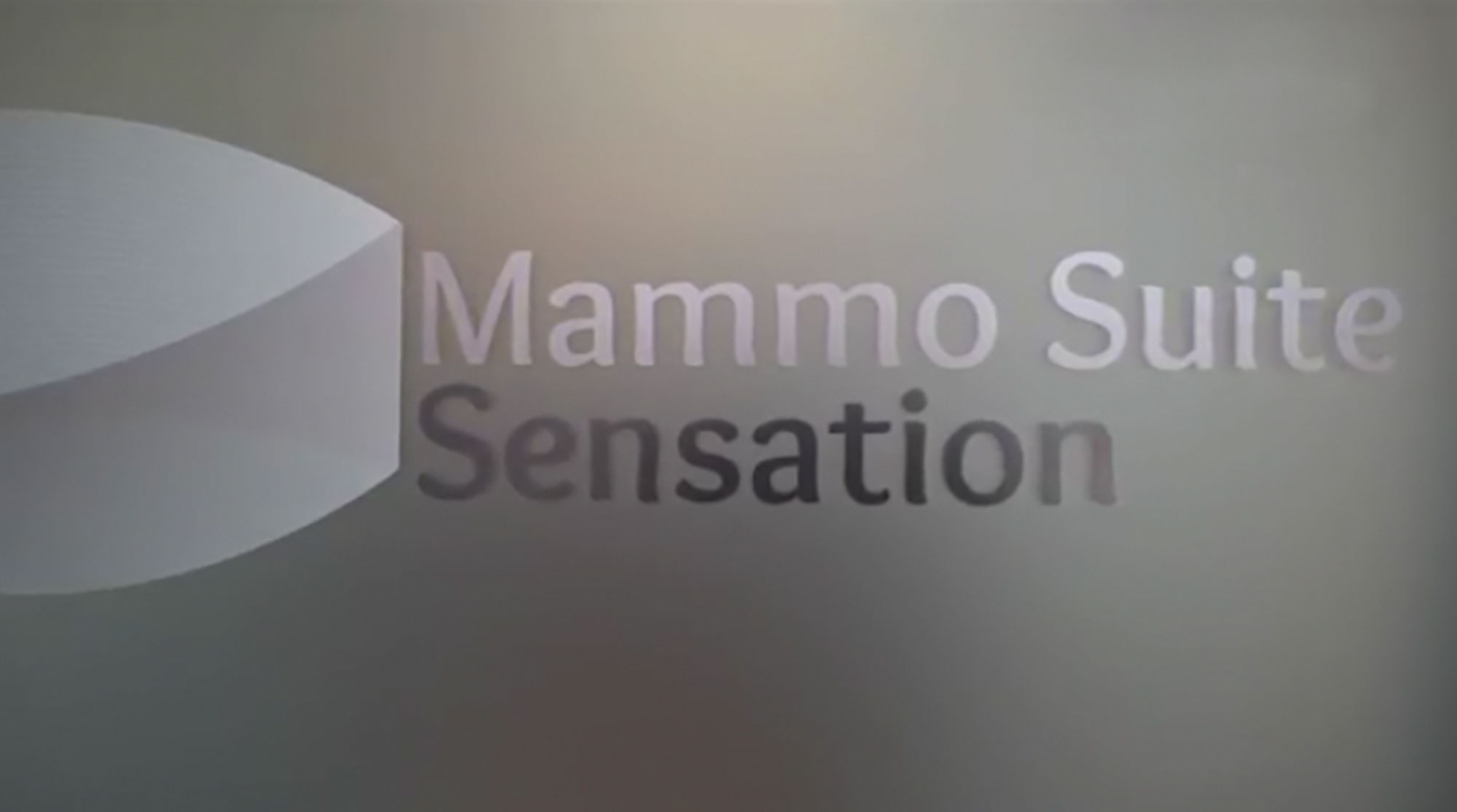 Mammo suite sensation